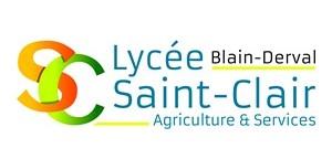 BLAIN-DERVAL – Lycée Saint Clair
